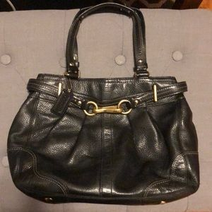 Black Coach Purse. Open to offers!